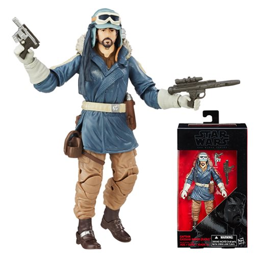 Star Wars The Black Series Cassian Andor Action Figure