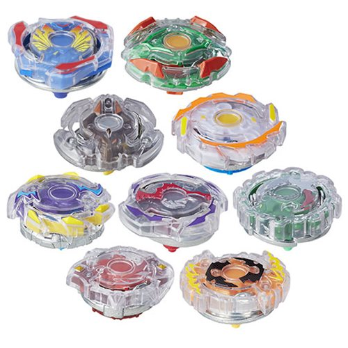 Beyblade Burst Single Tops Wave 2 Case - Hasbro