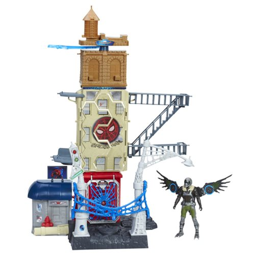 Spider-Man Homecoming Marvel's Vulture Attack Playset
