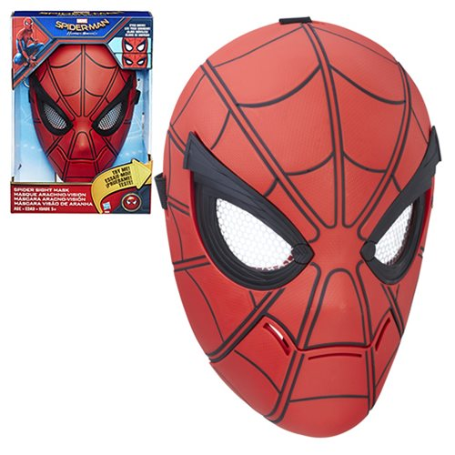 Spider-Man Homecoming Spider Sight Mask - Hasbro - Spider ...
