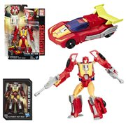 Transformers Generations Titans Return Deluxe Hot Rod