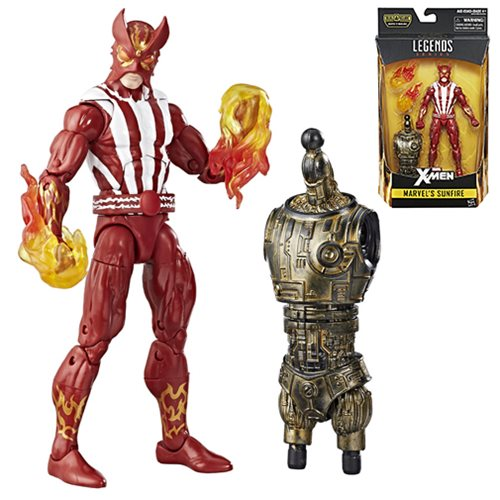 X-Men Marvel Legends 6-Inch Marvel's Sunfire Action Figure