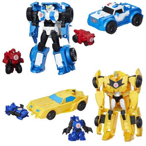 Transformers Robots in Disguise Activator Combiners Wave 1