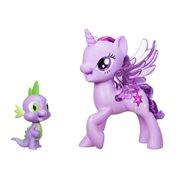 My Little Pony Princess Twilight Sparkle Spike Duet