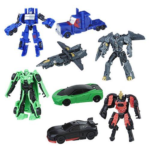 Transformers The Last Knight Legion Wave 2 Set