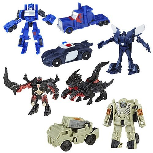 Transformers The Last Knight Legion Wave 3 Case