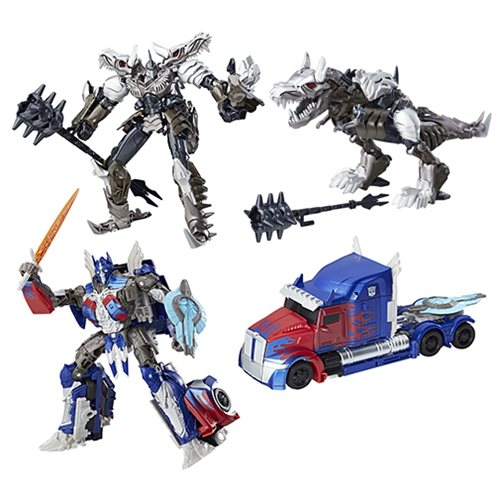 Transformers The Last Knight Premier Voyager Wave 1 Case