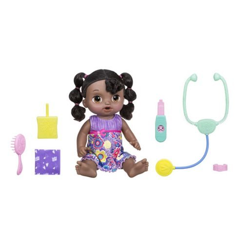 Baby Alive Sweet Tears Baby African American