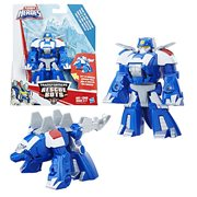 Transformers Rescue Bots Chase the Dino Protector