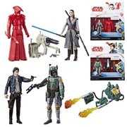 Star Wars: The Last Jedi Action Figure 2-Packs Wave 1 Set