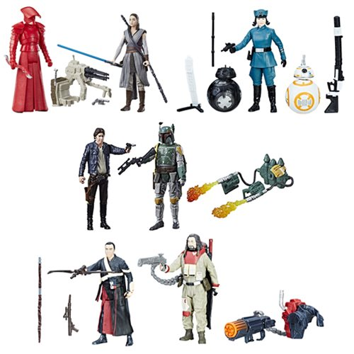 Star Wars: The Last Jedi Action Figure 2-Packs Wave 2 Case
