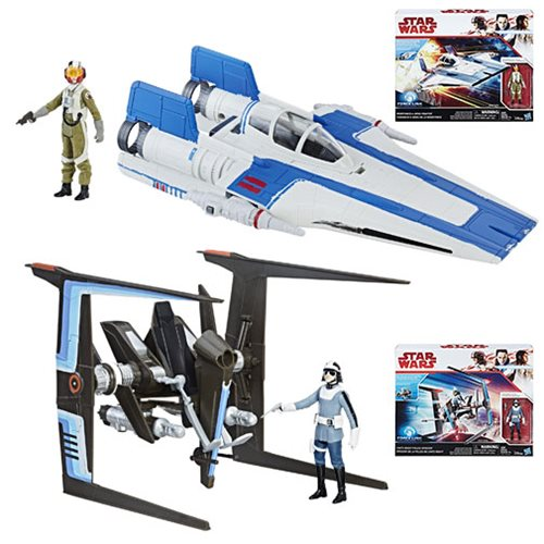 Star Wars: The Last Jedi Class B Vehicles Wave 1 Case