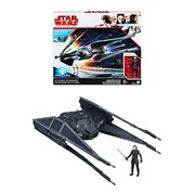 Star Wars: The Last Jedi Kylo Ren's Tie Silencer Vehicle