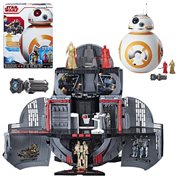 Star Wars: The Last Jedi Bb-8 2-In-1 Mega Playset