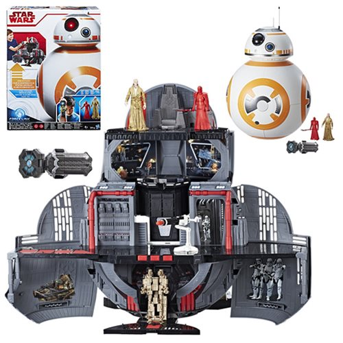 Have You Seen the Biggest Star Wars Playset in Years?