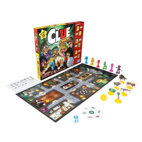 Clue Junior Game