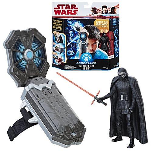 Star Wars: The Last Jedi Force Link Starter Set