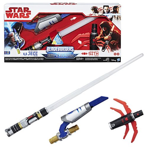 Star Wars: The Last Jedi Force Path of the Force Lightsaber