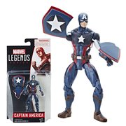Marvel Legends Series 3 3/4-Inch Captain America Figure