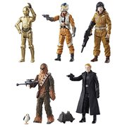 Star Wars: The Last Jedi Teal Action Figures Wave 1 Case