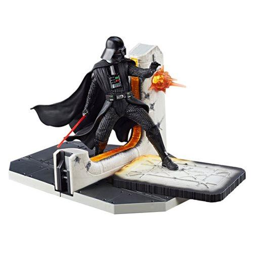 Star Wars The Black Series Centerpiece Darth Vader Statue