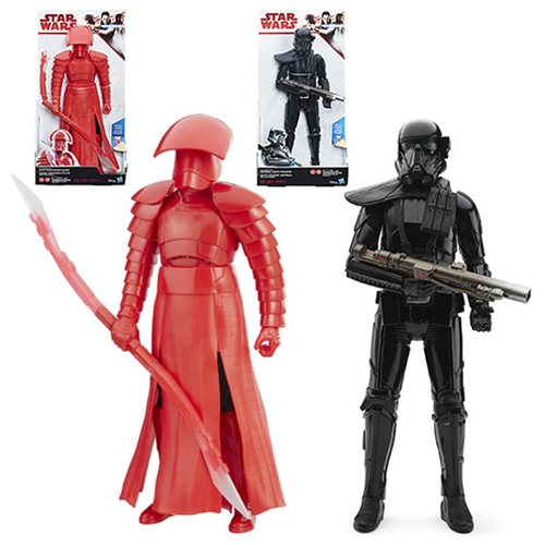 Star Wars: The Last Jedi Electrionic 12-Inch Figures Wave 1