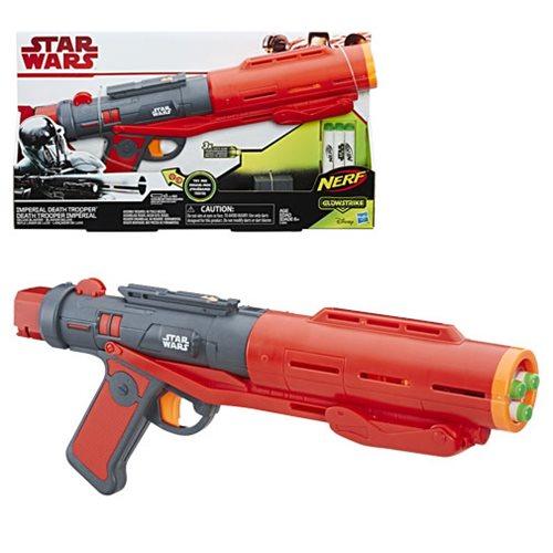 Star Wars: The Last Jedi Nerf Death Trooper Blaster