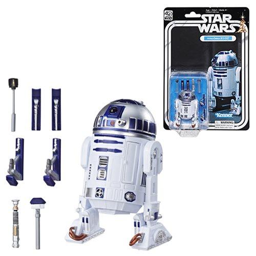 Star Wars Black Series 40th Anniversary 6-Inch R2-D2 Figure