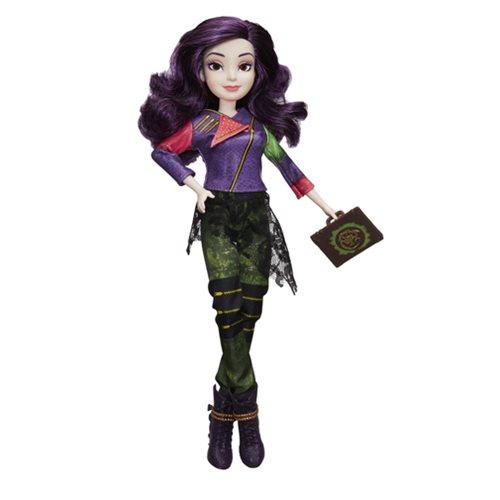 Disney Descendants Wicked Ways Mal Doll