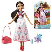 Elena of Avalor and Baby Jaquin Doll
