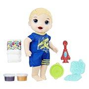 Baby Alive Super Snacks Snackin' Luke Blonde Doll