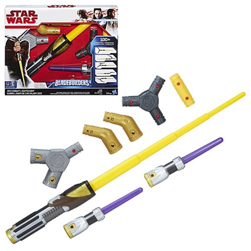 Star Wars: The Last Jedi Bladebuilders Lightsaber