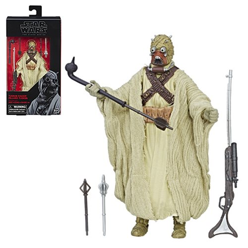 Star Wars Black Series Tusken Raider 6-Inch Action Figure