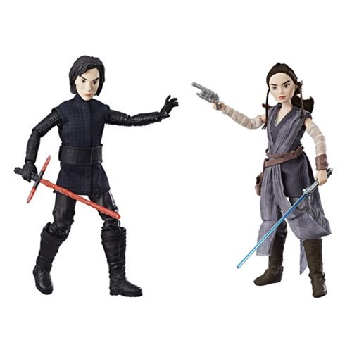 Star Wars Forces of Destiny Adventure Doll 2-Pack