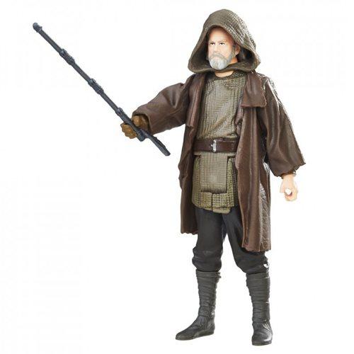 Star Wars: The Last Jedi Luke Skywalker (Jedi Exile) Figure