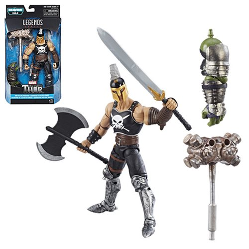 Thor Marvel Legends Series 6-inch Ares Action Figure