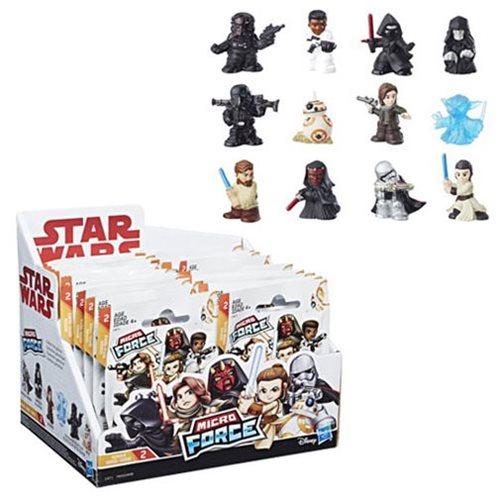 Star Wars Micro Force Mini-Figures Wave 2 6-Pack