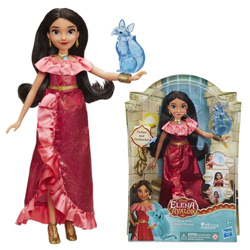 Elena of Avalor Magical Guide Zuzo Doll