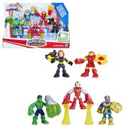 Marvel Super Hero Adventures Power Up Squad Mini-Figures
