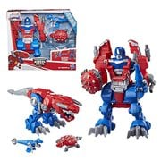 Transformers Rescue Bots Knight Watch Optimus Prime