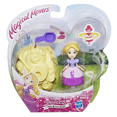 Disney Princess Rapunzel Magical Movers Doll