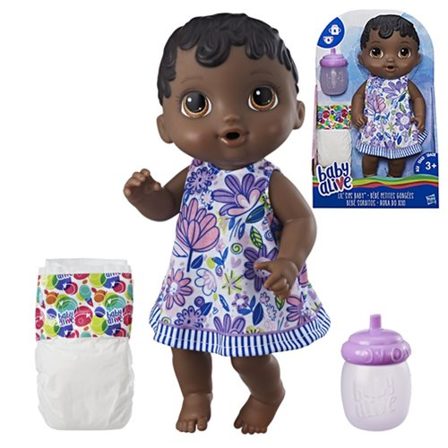 Baby Alive Lil' Sips African American Baby