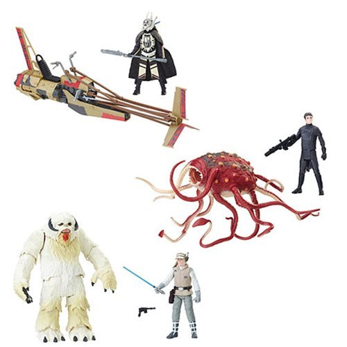 Star Wars Solo Class A Vehicles Wave 1 Case