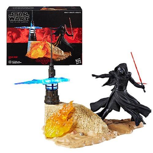 Star Wars The Black Series Centerpiece Kylo Ren Statue