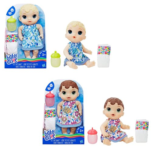 Baby Alive Lil' Sips Baby Doll Wave 2 Case of  2