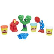Marvel Play-Doh Hero Tools