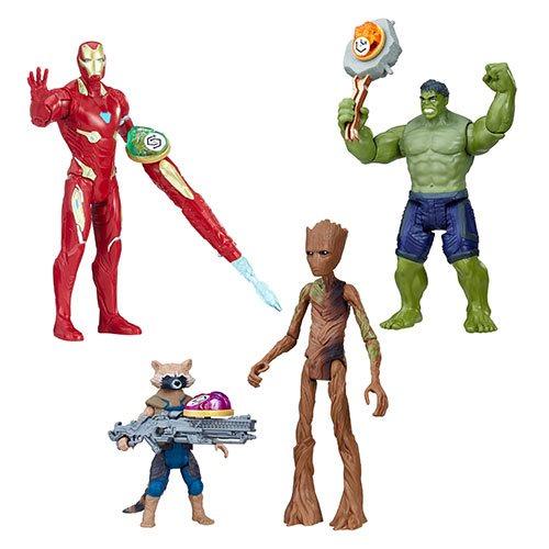 Avengers: Infinity War 6-Inch Action Figures Stones Wave 1
