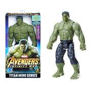 Avengers Titan Hero Series 12-Inch Hulk Power FX Figure