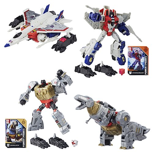 Transformers Generations Power of the Primes Voyager Wave 1
