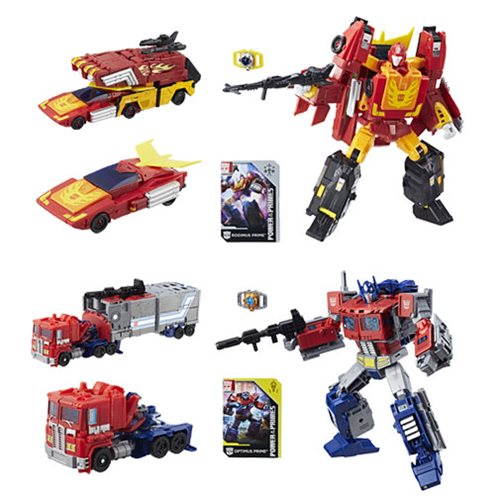 Transformers Generations Power of the Primes Leader Wave 1